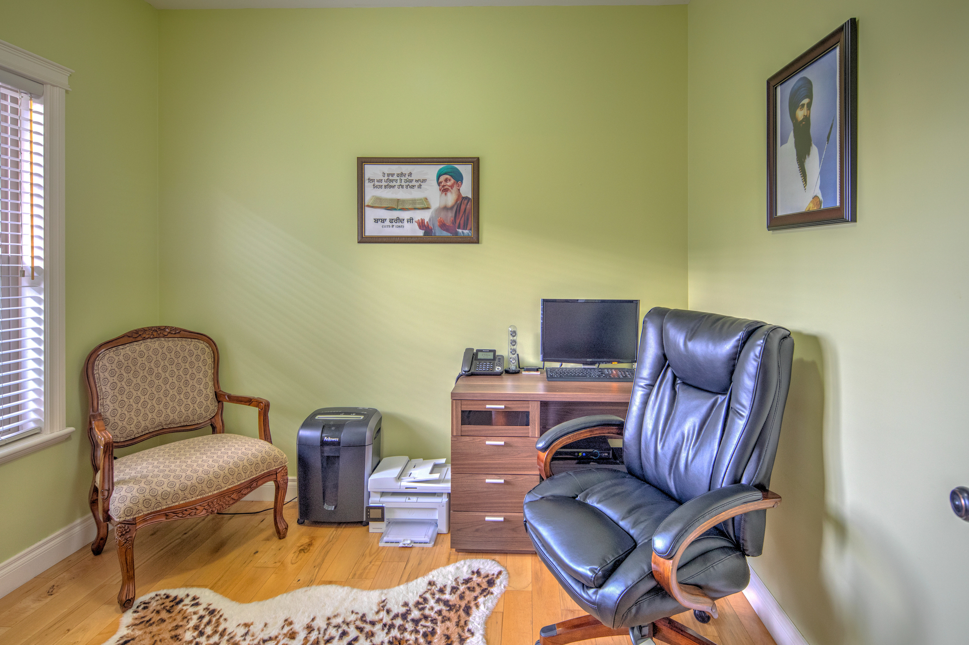 Office Just Off The Foyer at 2741 Cornerstone Terrace, Mill Hill, Langford