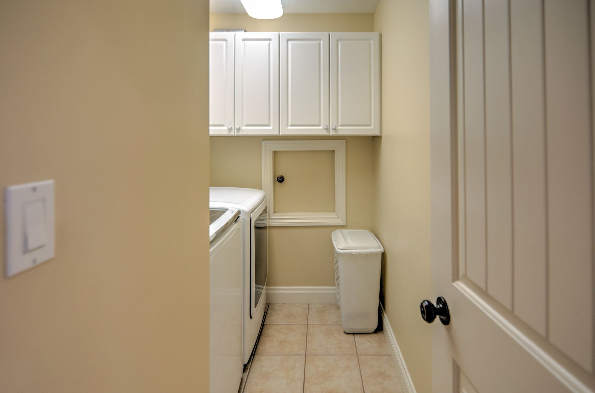 Laundry Room at 2741 Cornerstone Terrace, Mill Hill, Langford
