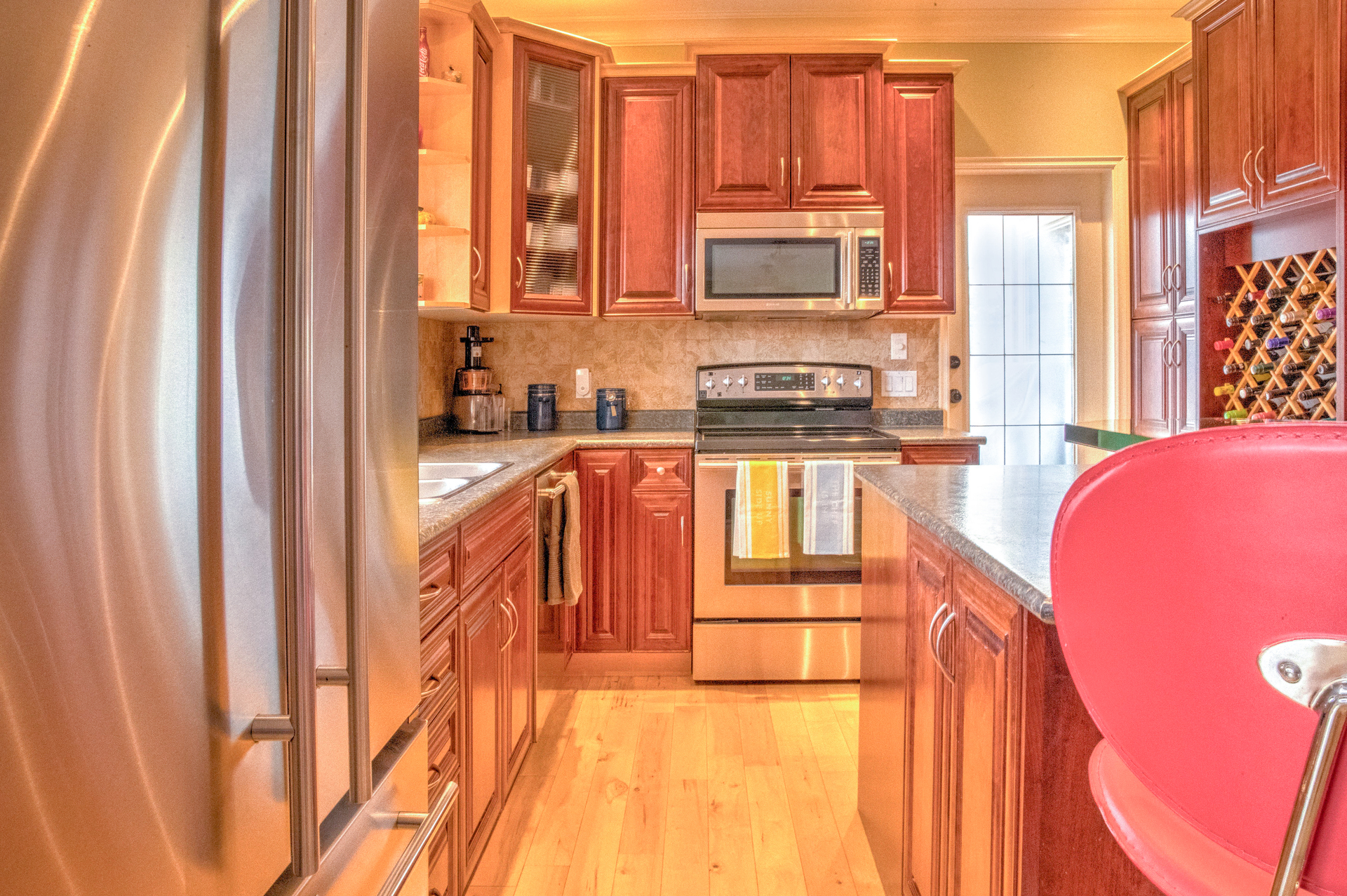 Stainless Steel Appliances at 2741 Cornerstone Terrace, Mill Hill, Langford