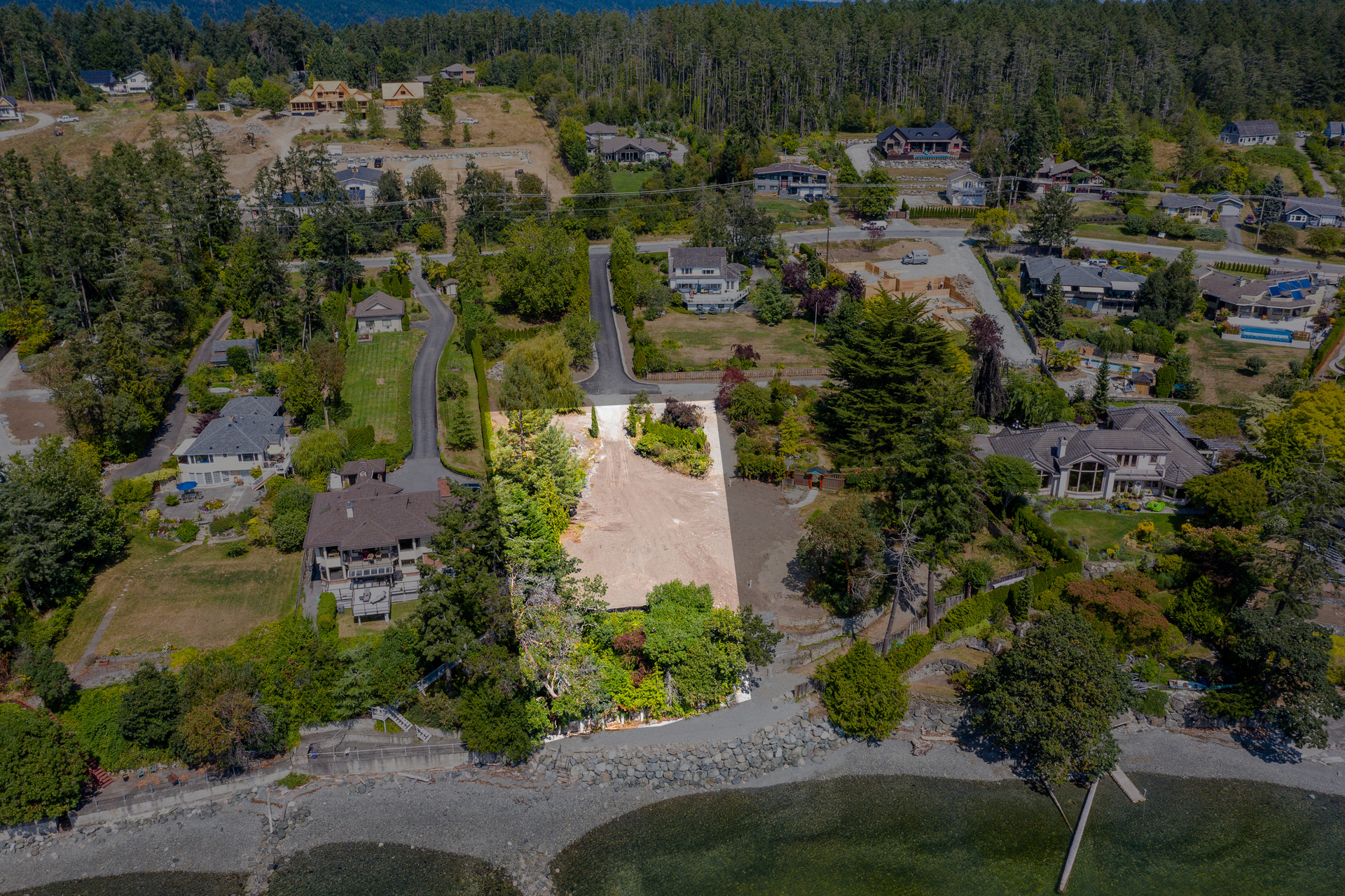 11332 Chalet Road at 11328 & 11332 Chalet Road, Deep Cove, North Saanich