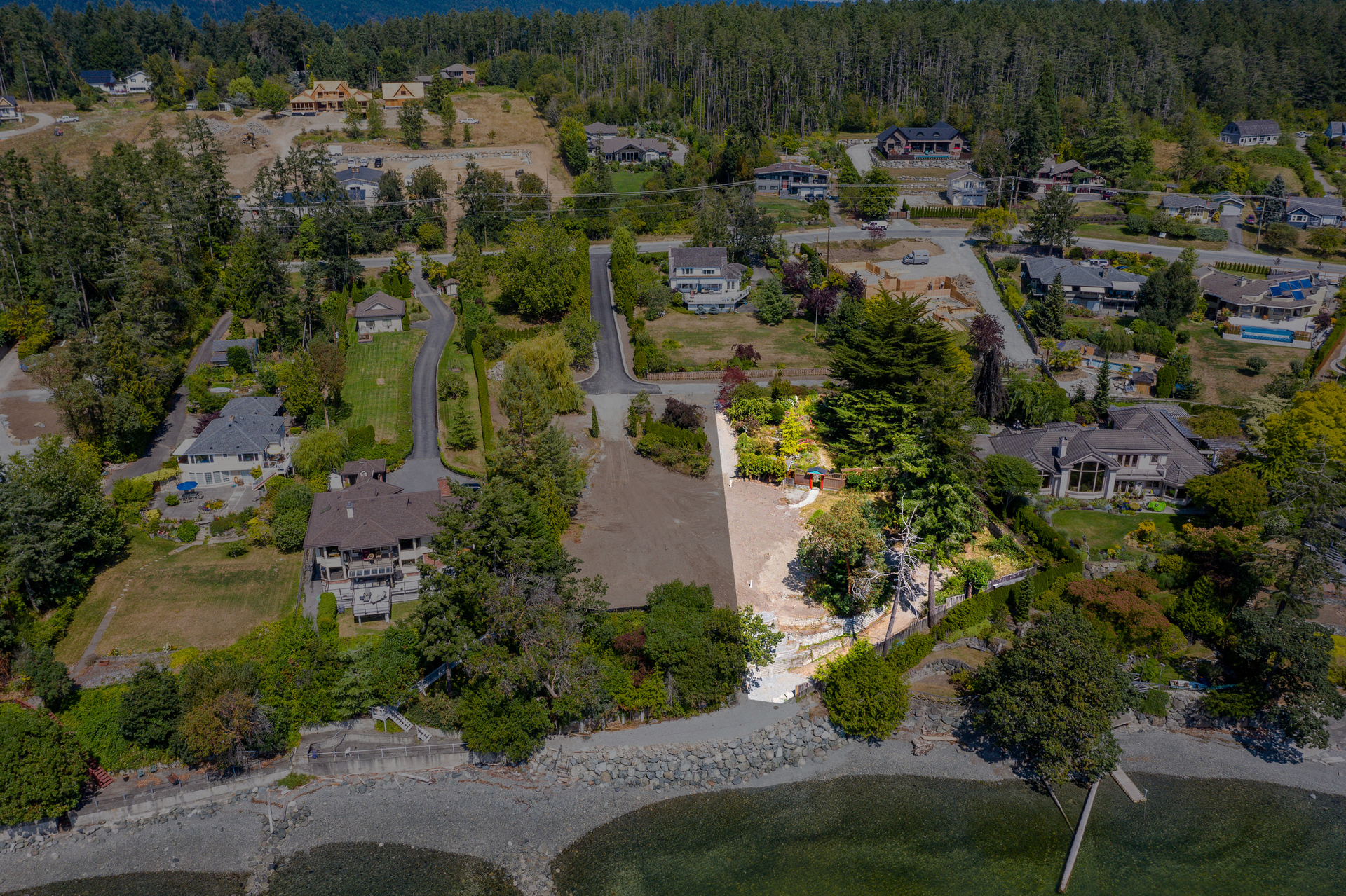 11328 Chalet Road at 11328 & 11332 Chalet Road, Deep Cove, North Saanich