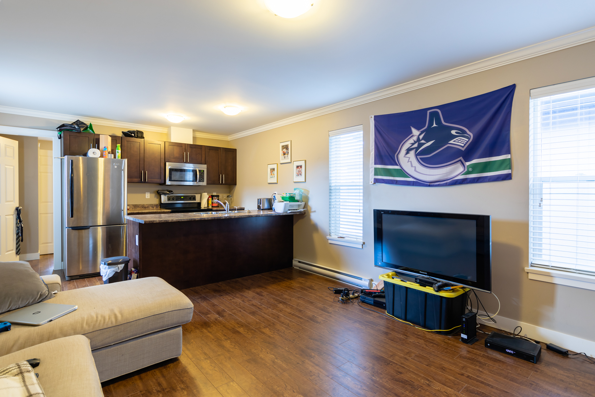 Above Garage Suite at 3288 Merlin Road, Langford Langford, Vancouver Island
