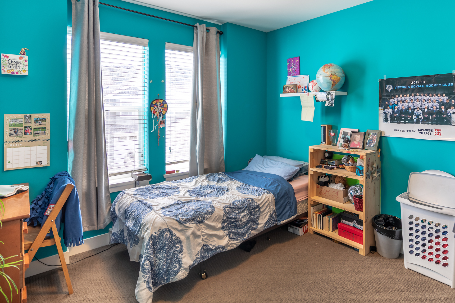Guest Room at 3288 Merlin Road, Langford Langford, Vancouver Island