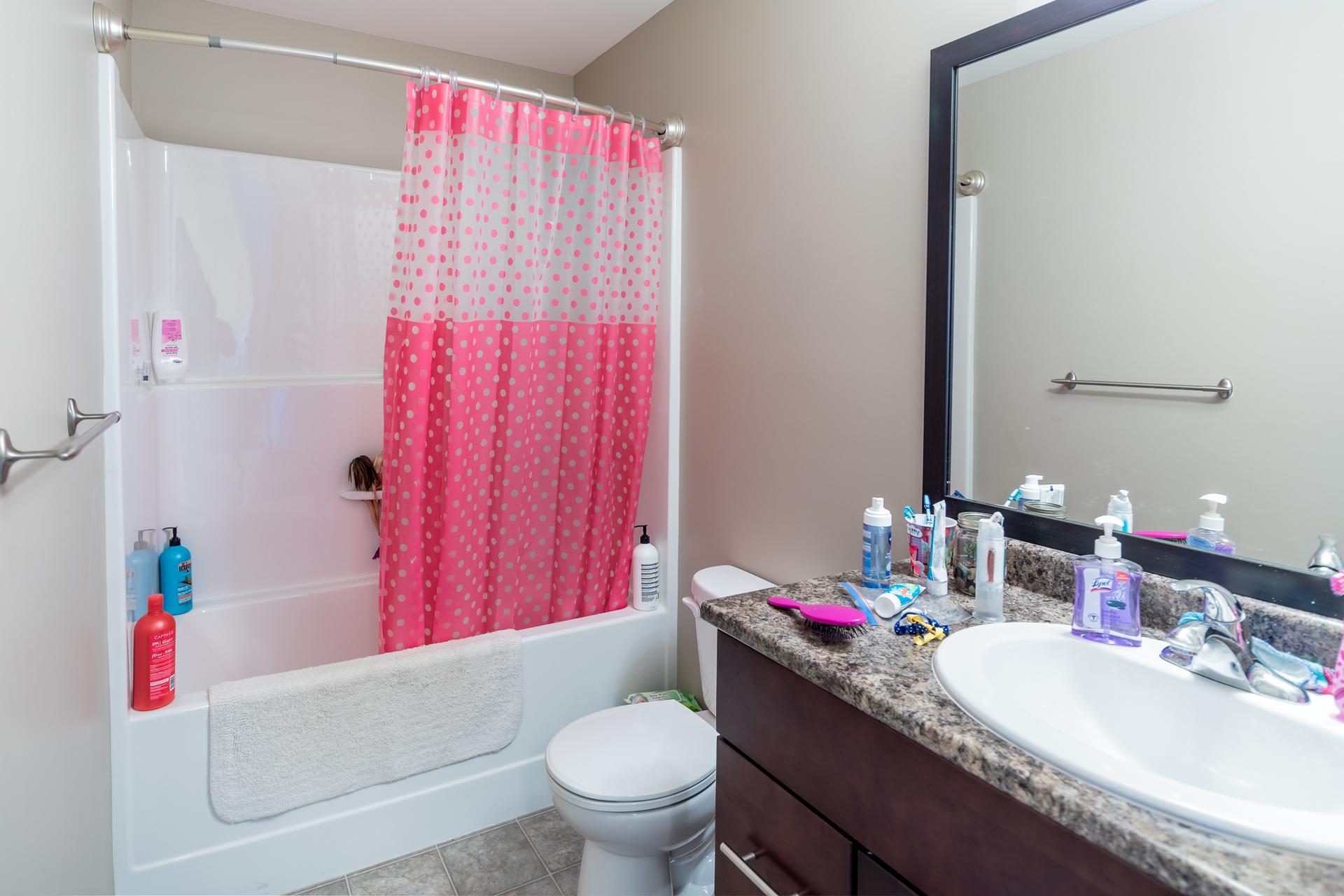 Guest Bathroom at 3288 Merlin Road, Langford Langford, Vancouver Island