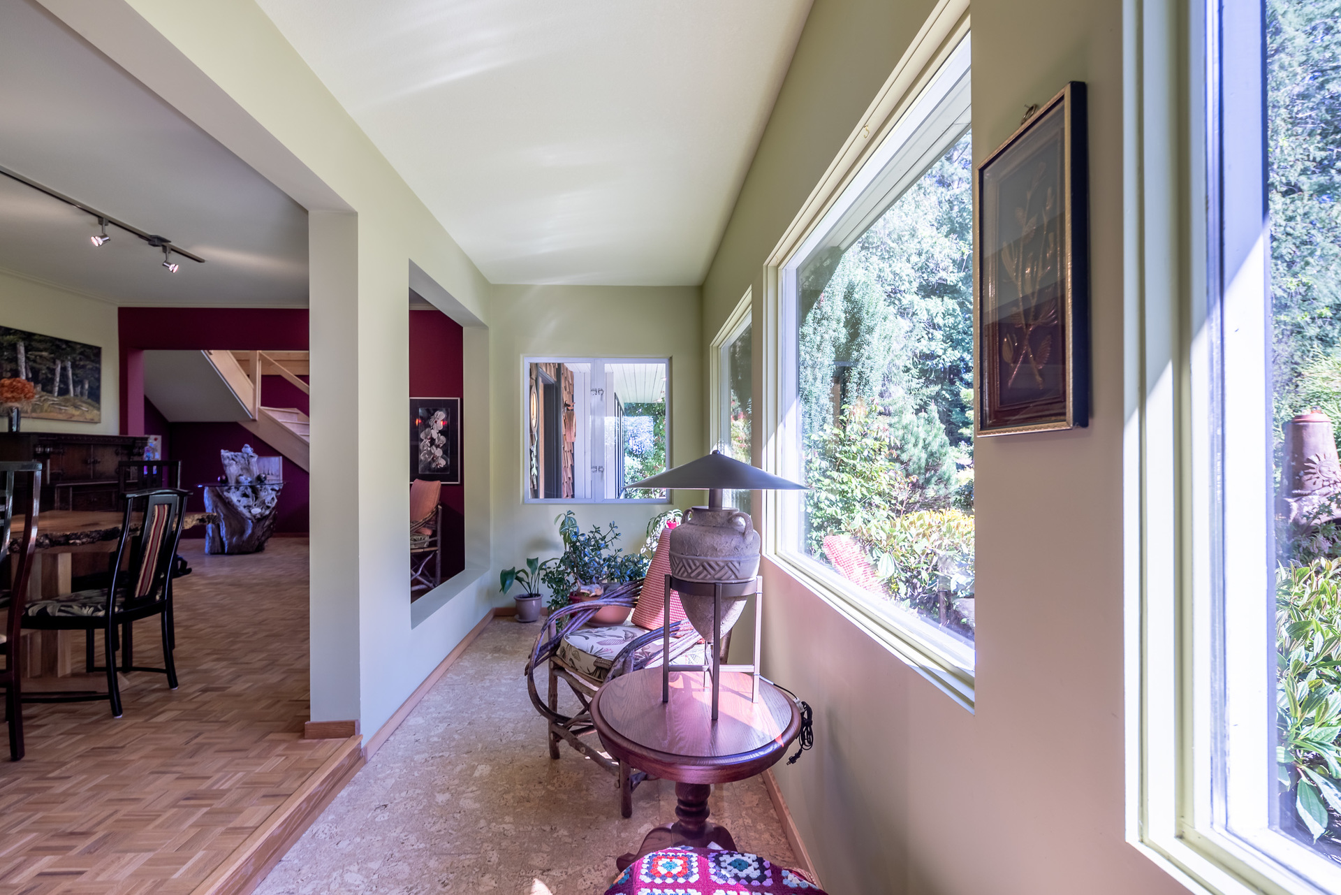 Main Sunroom at 5101 Island Highway West, Qualicum North, Oceanside