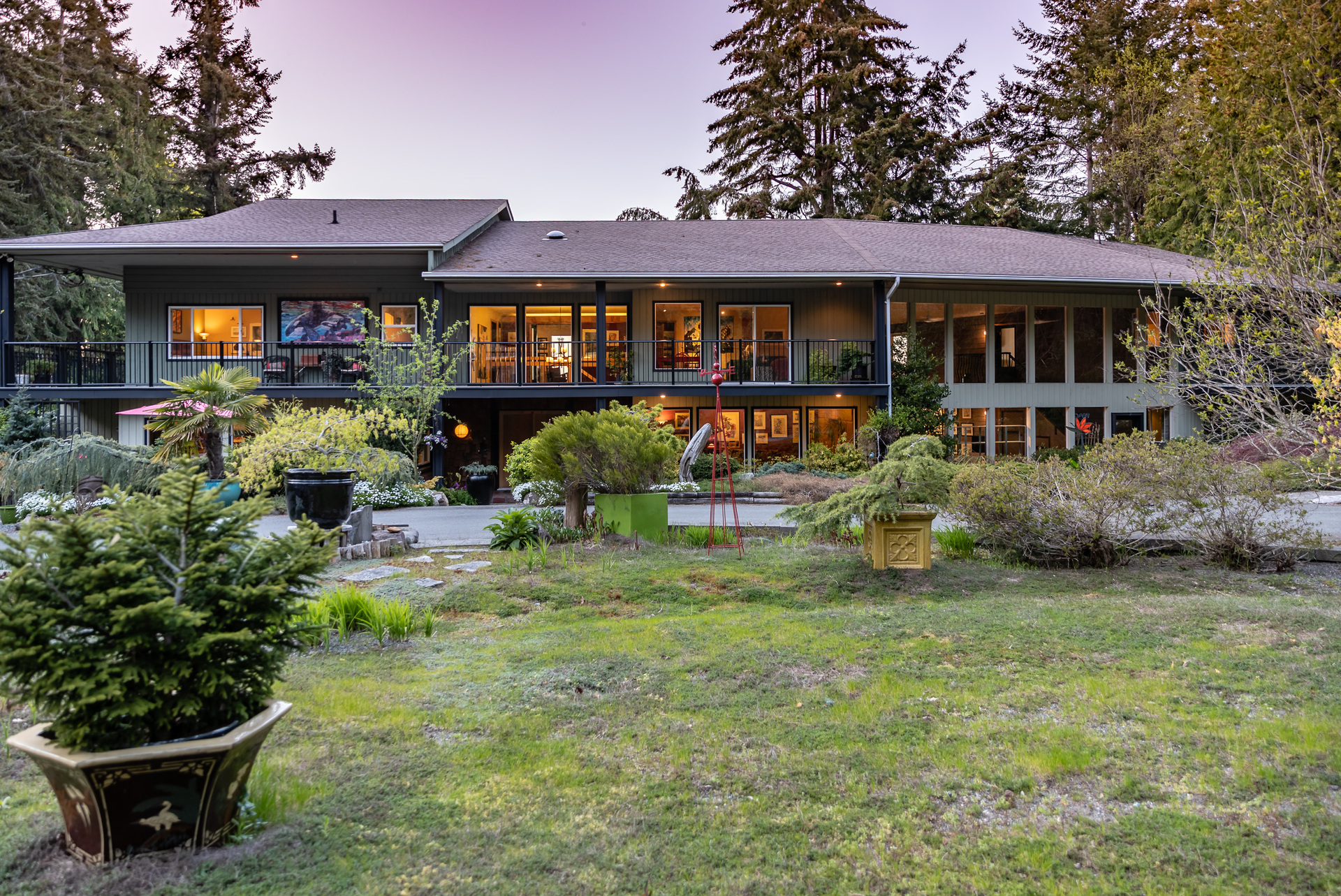 Ernecliffe Estate at 5101 Island Highway West, Qualicum North, Oceanside