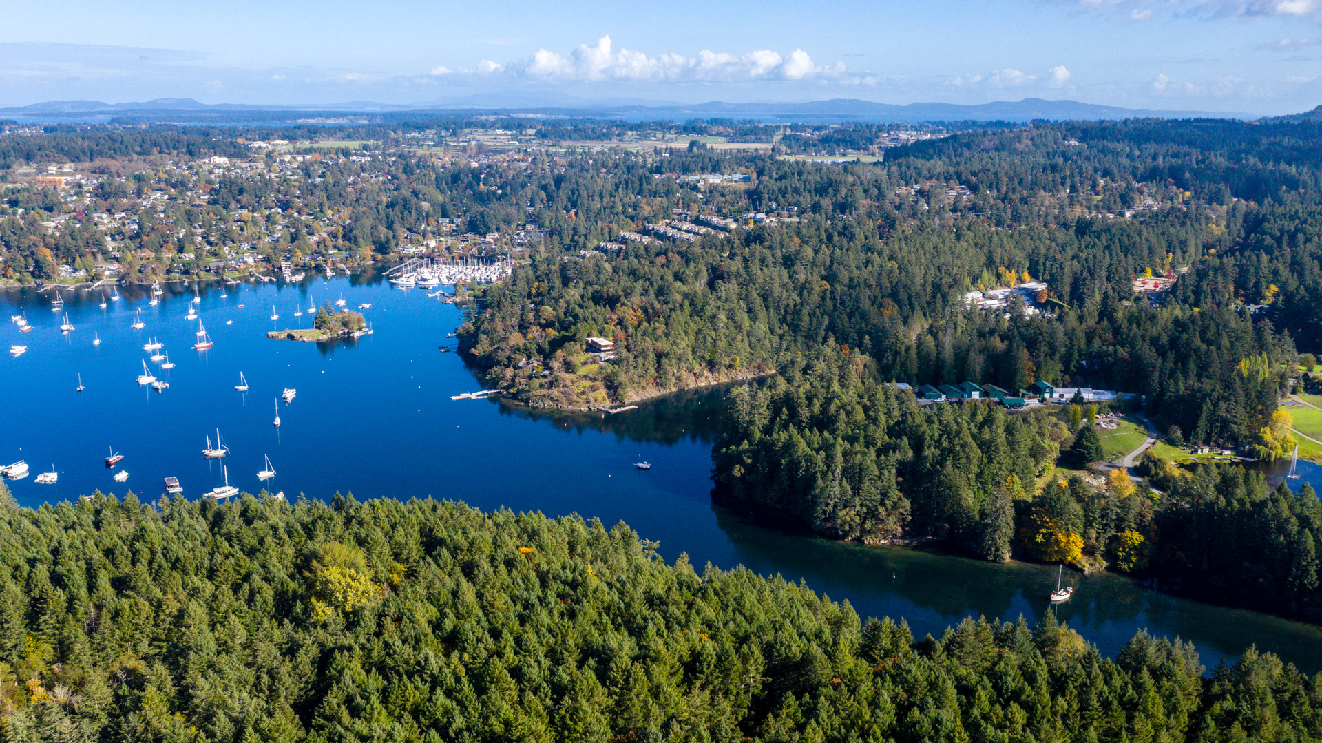 Overlooking Brentwood Bay at Lot A (8) Willis Road, Victoria Point,