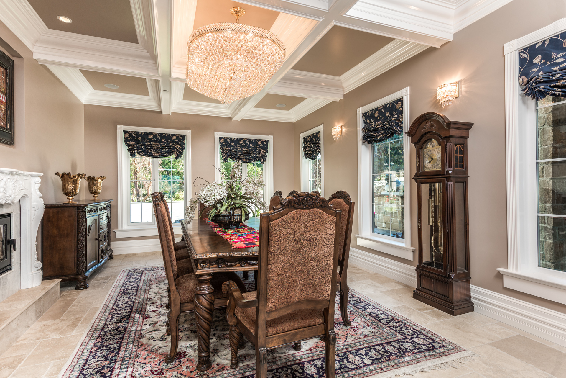 Formal Dining Room at 6720 Willis Road, Victoria Point,