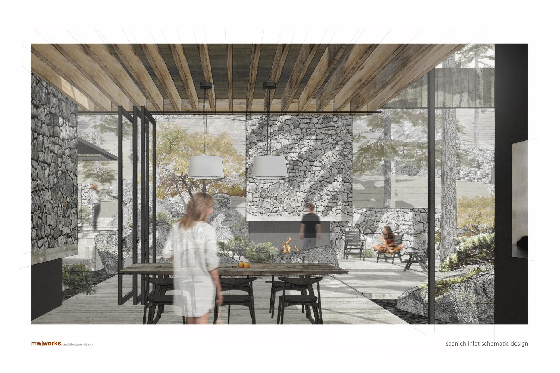 Full Architectural Plans Included In Sale at 8100 Mcphail Road, Central Saanich, Bc,