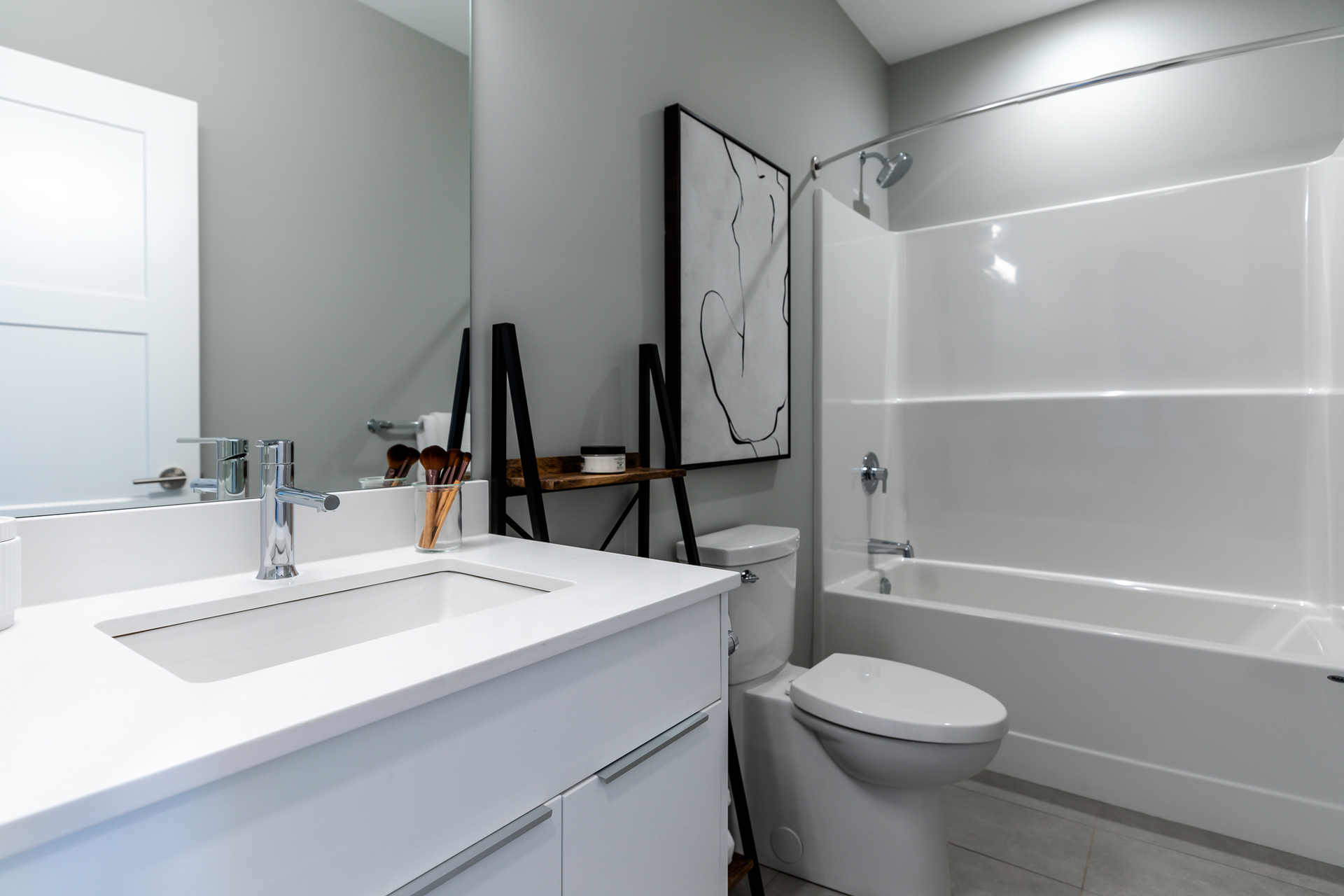 Shared bathroom - 3rd Storey at SL 5 - 623 Crown Isle Boulevard, Comox Valley