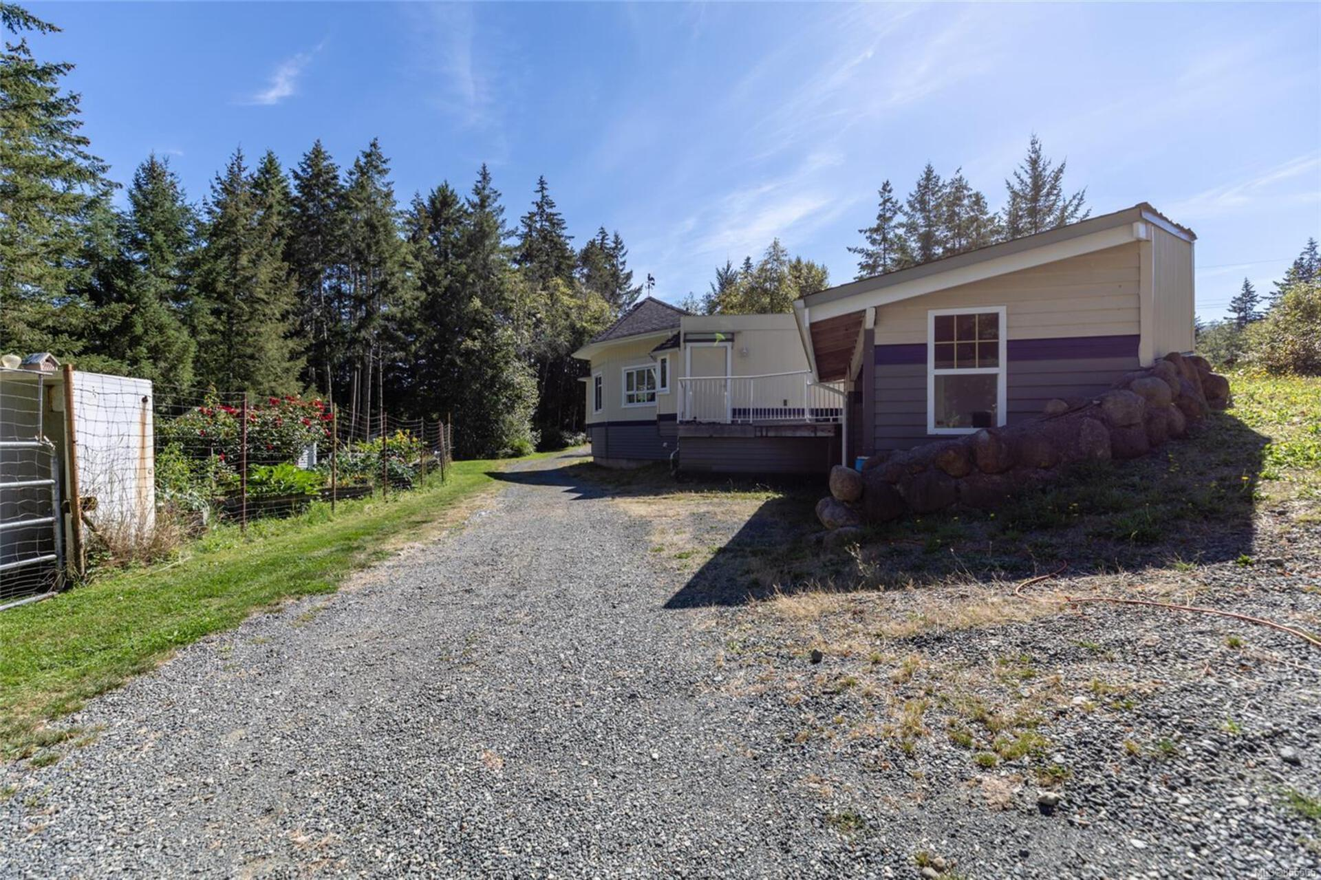 at 400 Holiday Road, Union Bay/Fanny Bay, Comox Valley