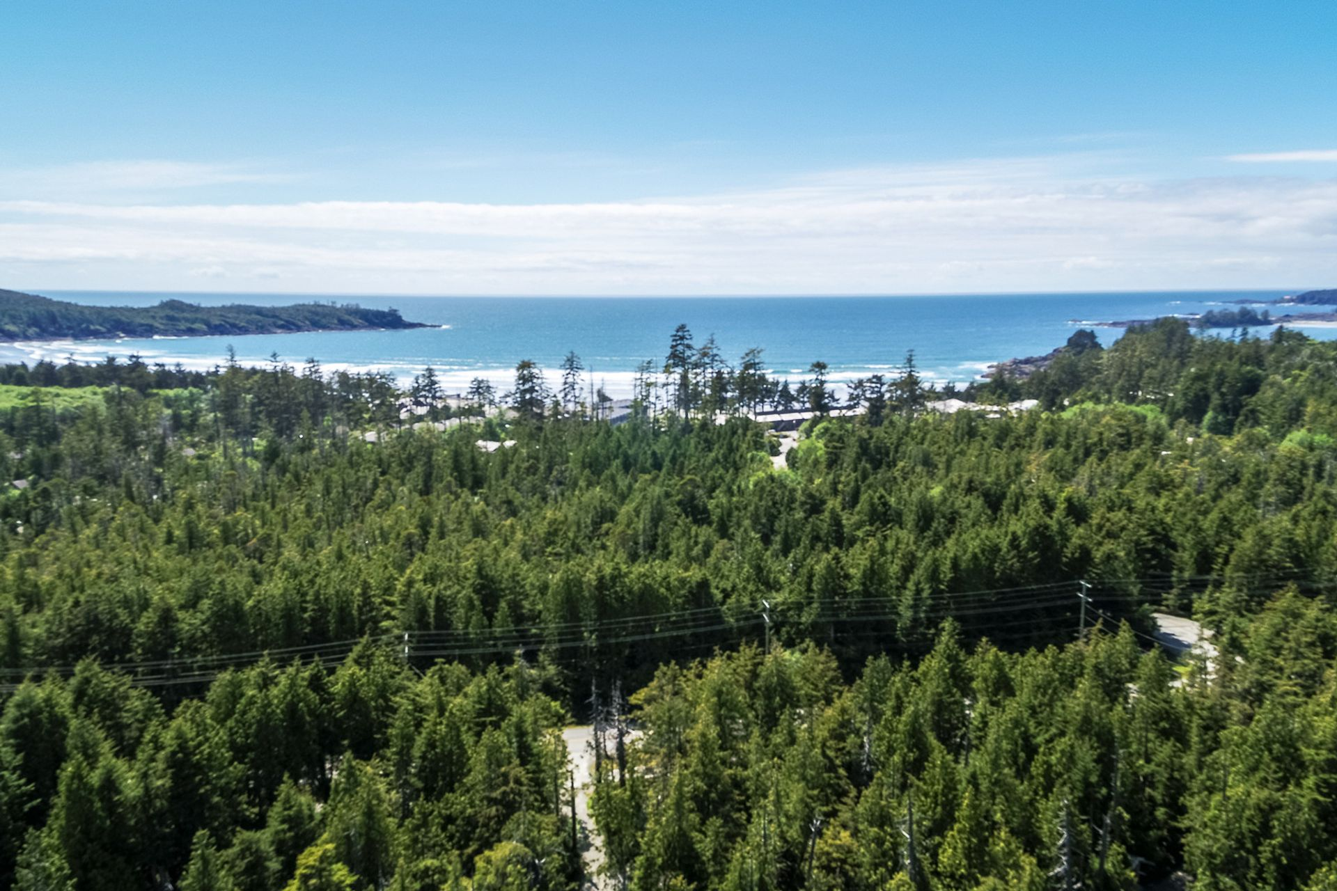 Distance to the Beach at 1430 Pacific Rim Highway, Tofino, Port Alberni and West Coast