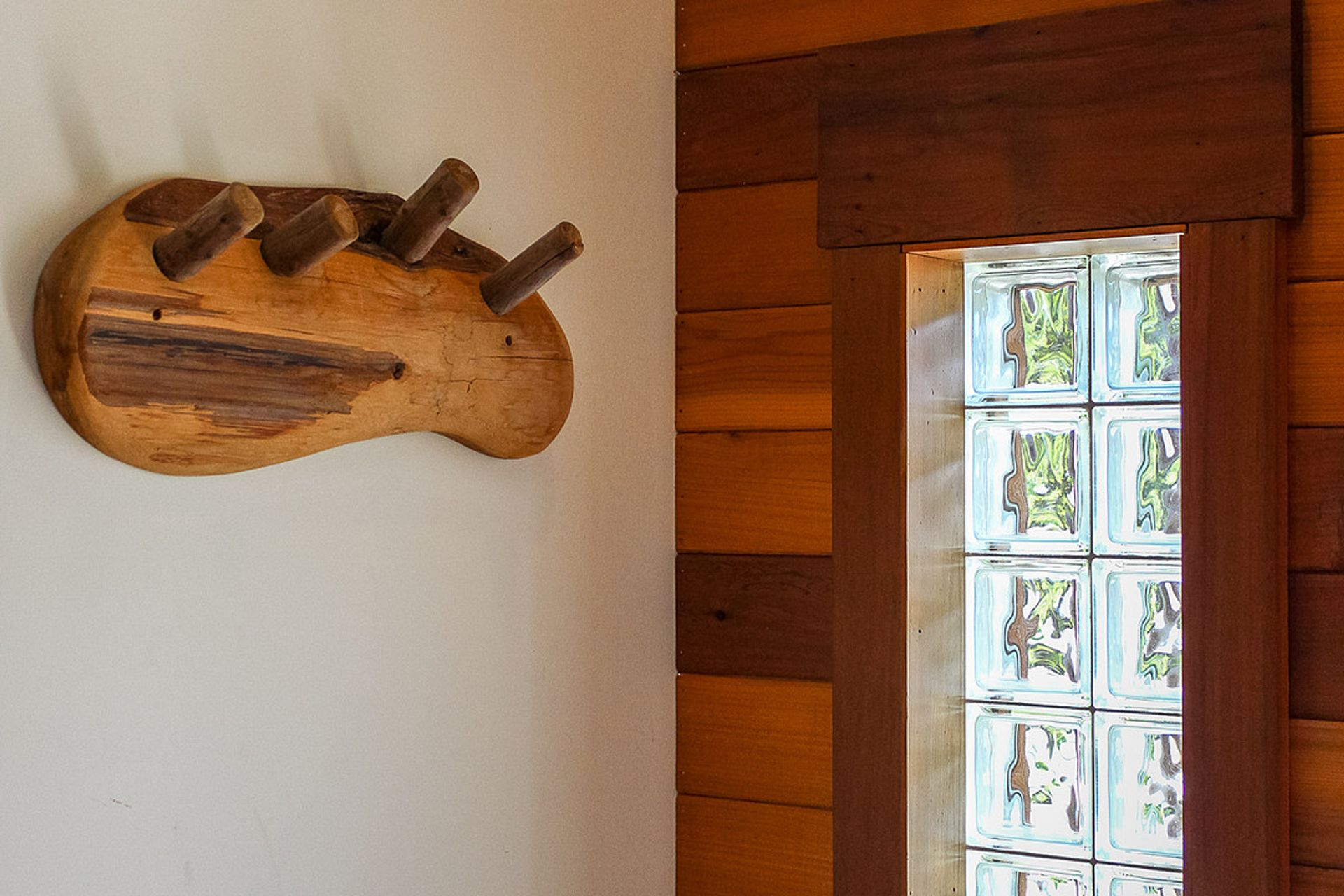 Front Entrance Accents at 1430 Pacific Rim Highway, Tofino, Port Alberni and West Coast