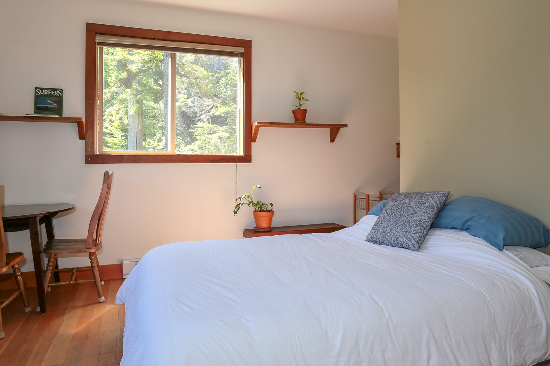 2nd Bedroom  at 1430 Pacific Rim Highway, Tofino, Port Alberni and West Coast