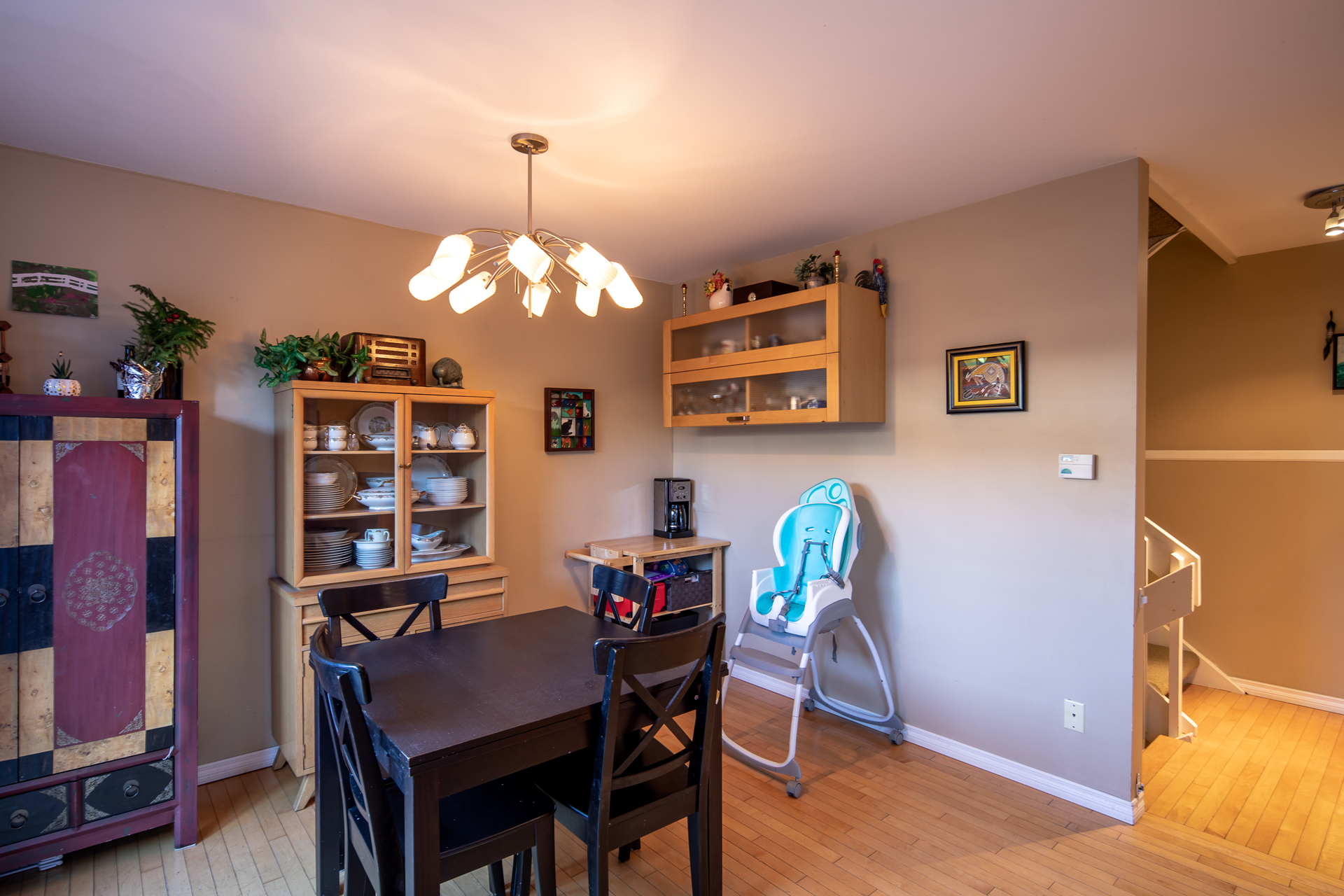 Dining Area at 1545 North Dairy Road, Oaklands, Victoria Bc Bc,