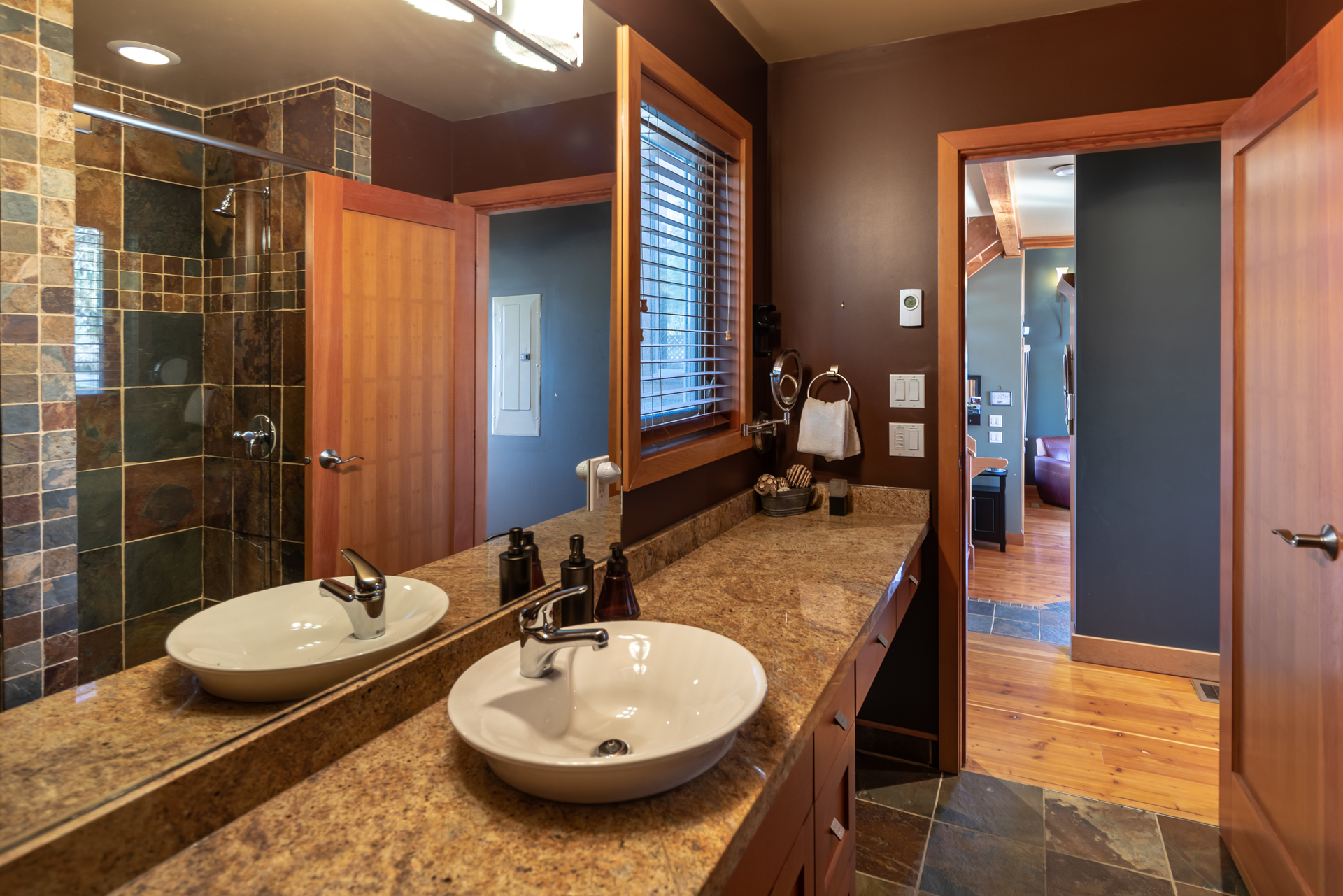 Bathroom at 210 Neill Street, Tofino, Port Alberni and West Coast