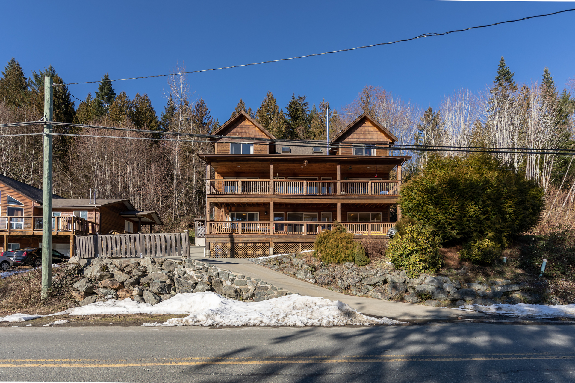 at 297 North Shore Road, Lake Cowichan, Cowichan