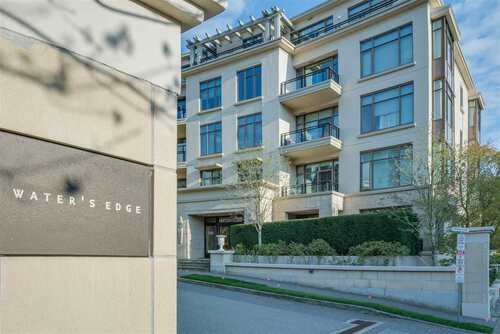 at 103 - 568 Waters Edge Crescent, Park Royal, West Vancouver