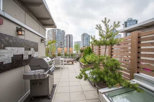 high-17 at 804 - 33 Pender Street West , Downtown VW, Vancouver West