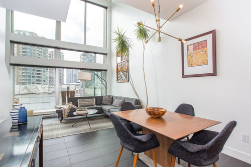 high-5 at 804 - 33 Pender Street West , Downtown VW, Vancouver West