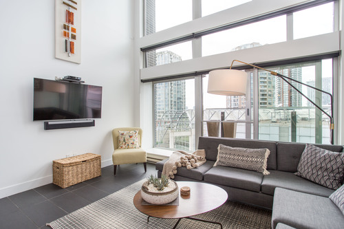 high-8 at 804 - 33 Pender Street West , Downtown VW, Vancouver West