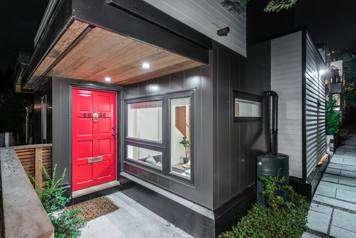 31 at 4638 West 15th Avenue, Point Grey, Vancouver West