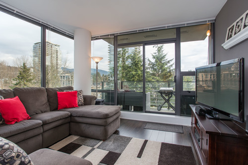 high-12 at 705 - 301 Capilano Road, Port Moody Centre, Port Moody