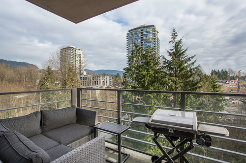 high-17 at 705 - 301 Capilano Road, Port Moody Centre, Port Moody