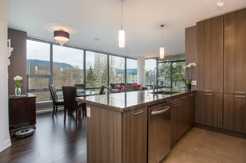 high-2 at 705 - 301 Capilano Road, Port Moody Centre, Port Moody