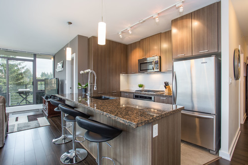 high-4 at 705 - 301 Capilano Road, Port Moody Centre, Port Moody