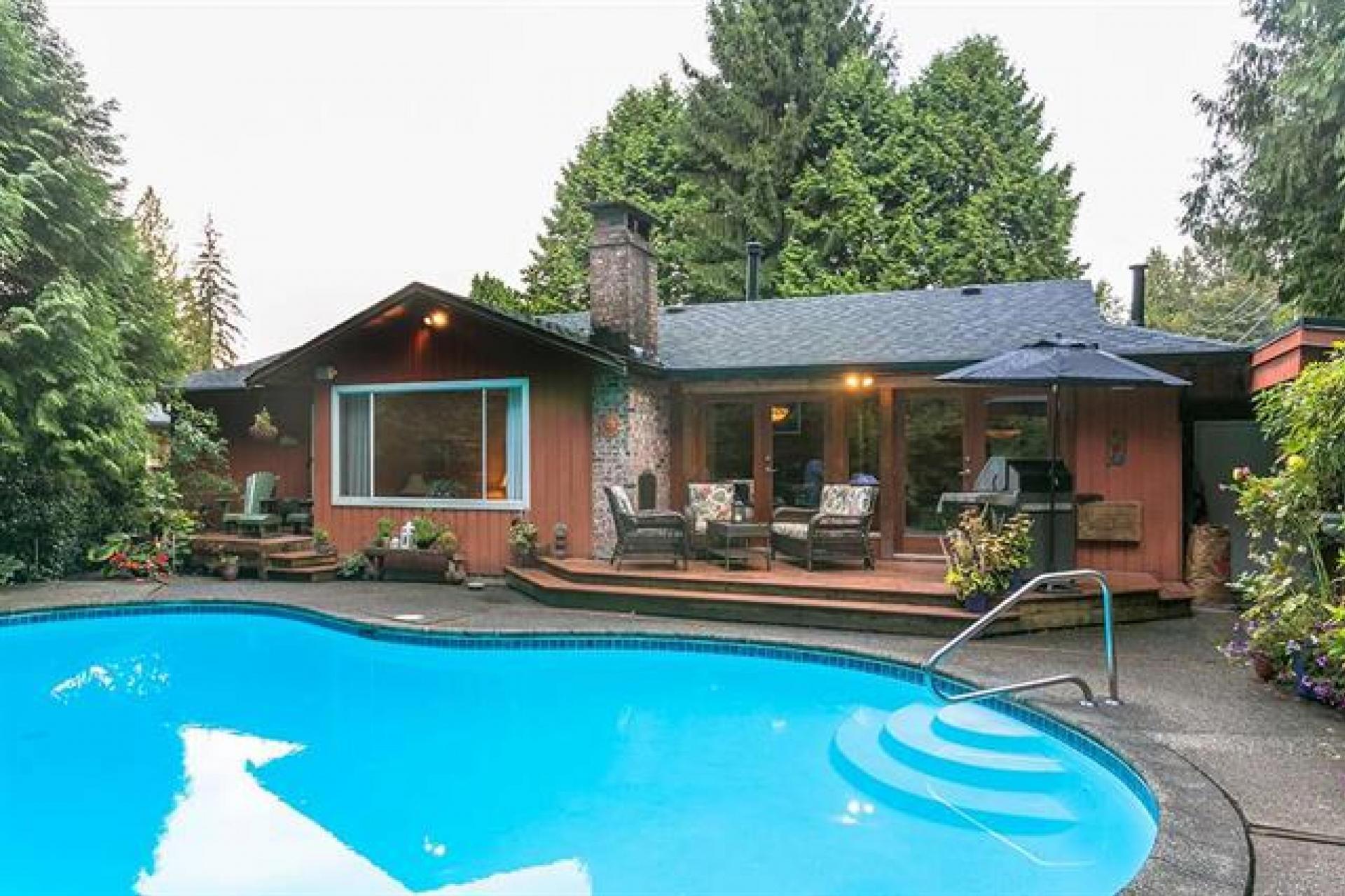 3352 Baird Road, Lynn Valley, North Vancouver
