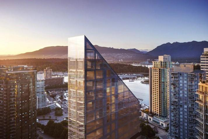 1250 W Hastings Street, Downtown VW, Vancouver West