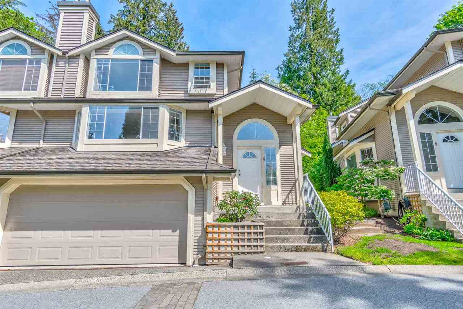 4 - 101 Parkside Drive, Heritage Mountain, Port Moody