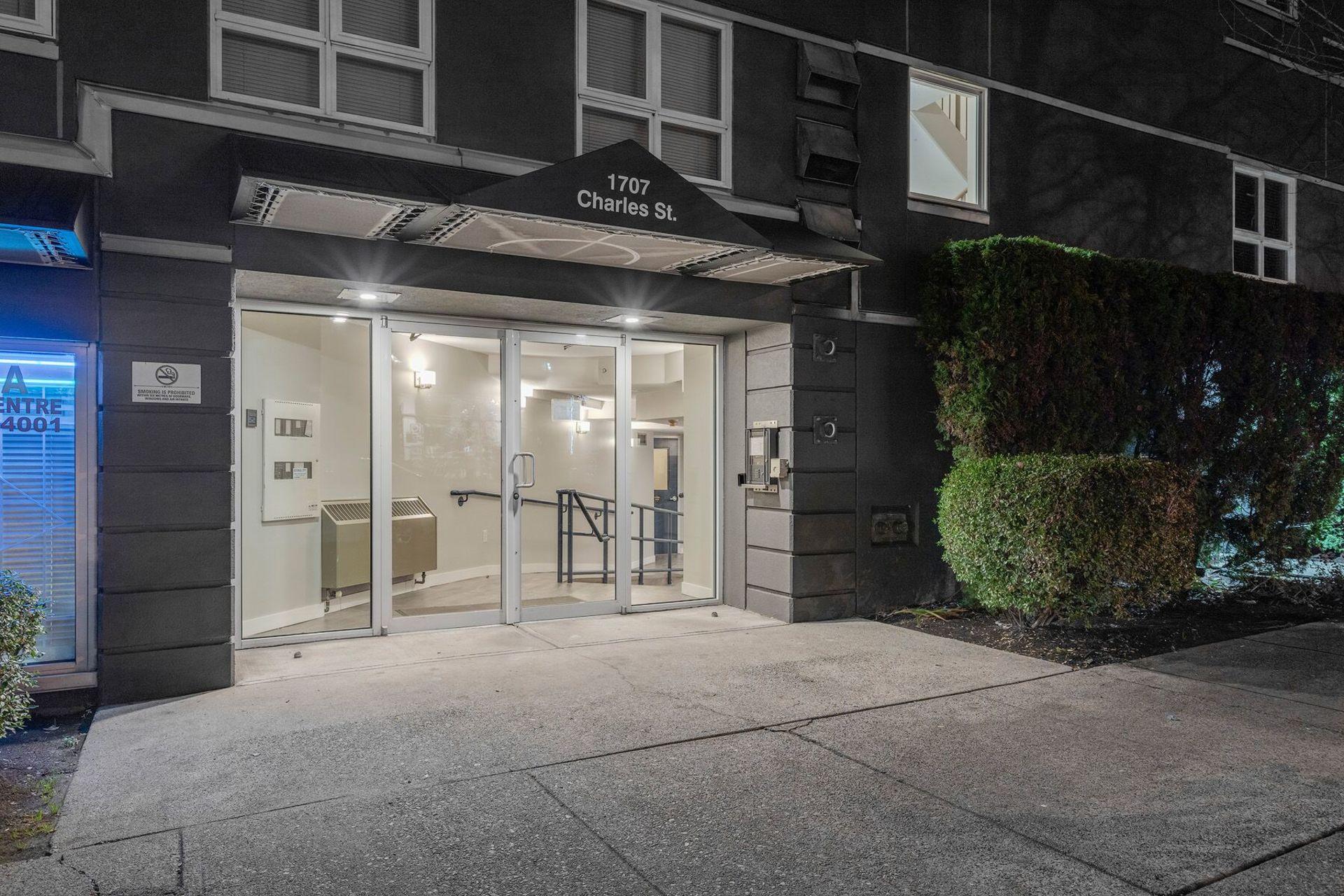 211 - 1707 Charles Street, Grandview Woodland, Vancouver East