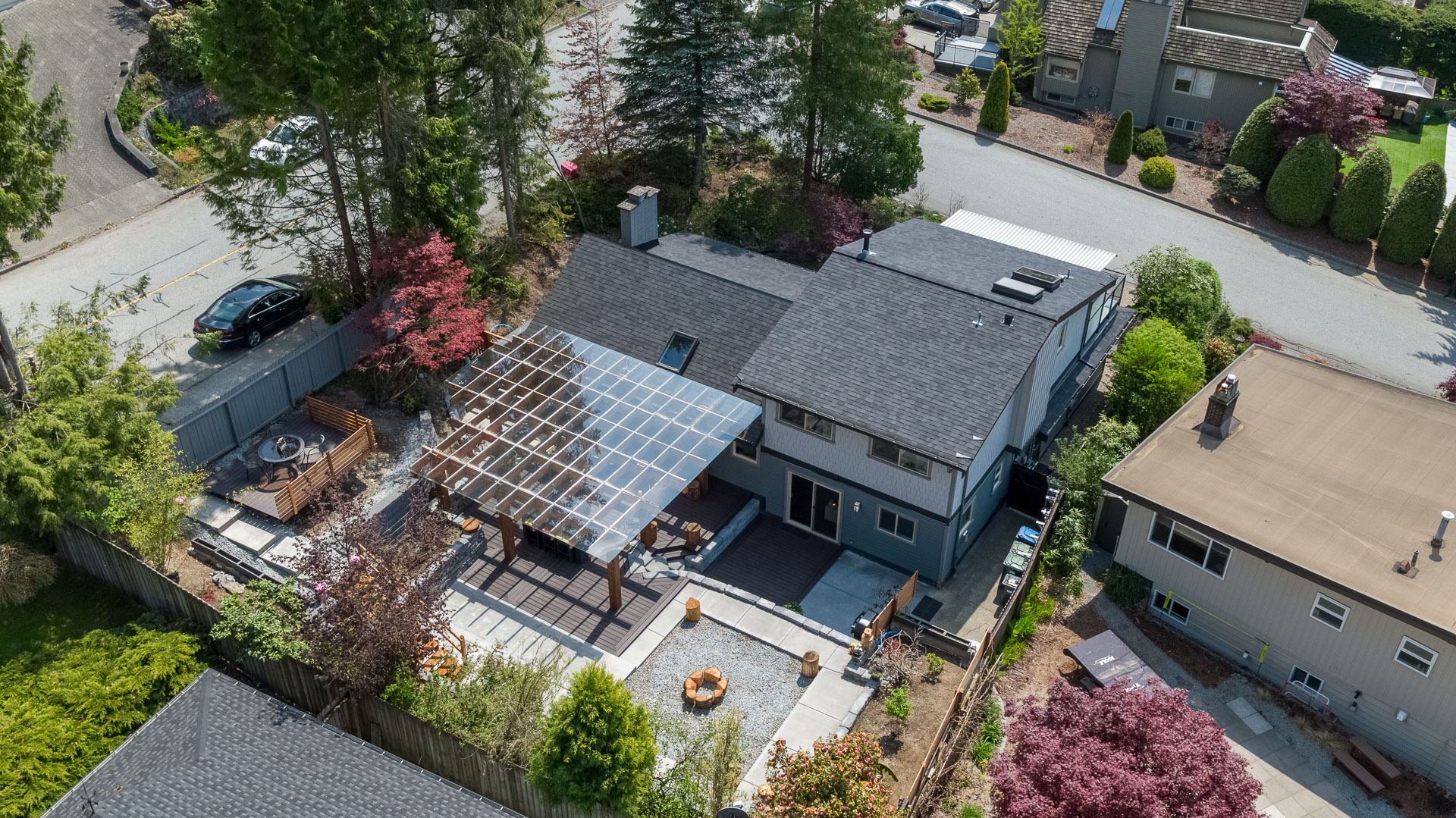 183-roe-dr-aerial-360hometours-16s at 183 Roe Drive, Barber Street, Port Moody