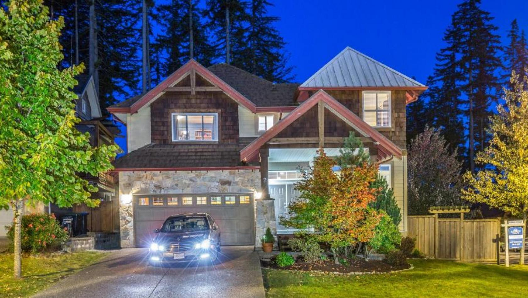 2 Cliffwood Drive, Heritage Woods PM, Port Moody