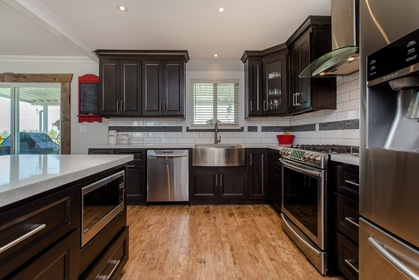 Remodelled Kitchen at 34943 Cassiar Avenue, Abbotsford East, Abbotsford