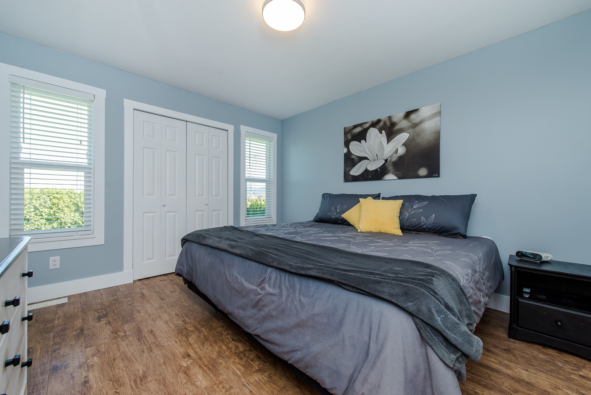 Master Bedroom at 34943 Cassiar Avenue, Abbotsford East, Abbotsford