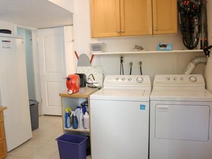 Laundry Room at 114 Pineview Place, Wiltse/Valleyview, Penticton