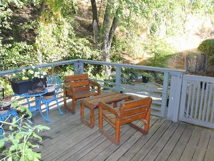 Patio at 114 Pineview Place, Wiltse/Valleyview, Penticton
