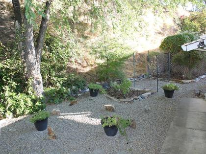 Backyard at 114 Pineview Place, Wiltse/Valleyview, Penticton
