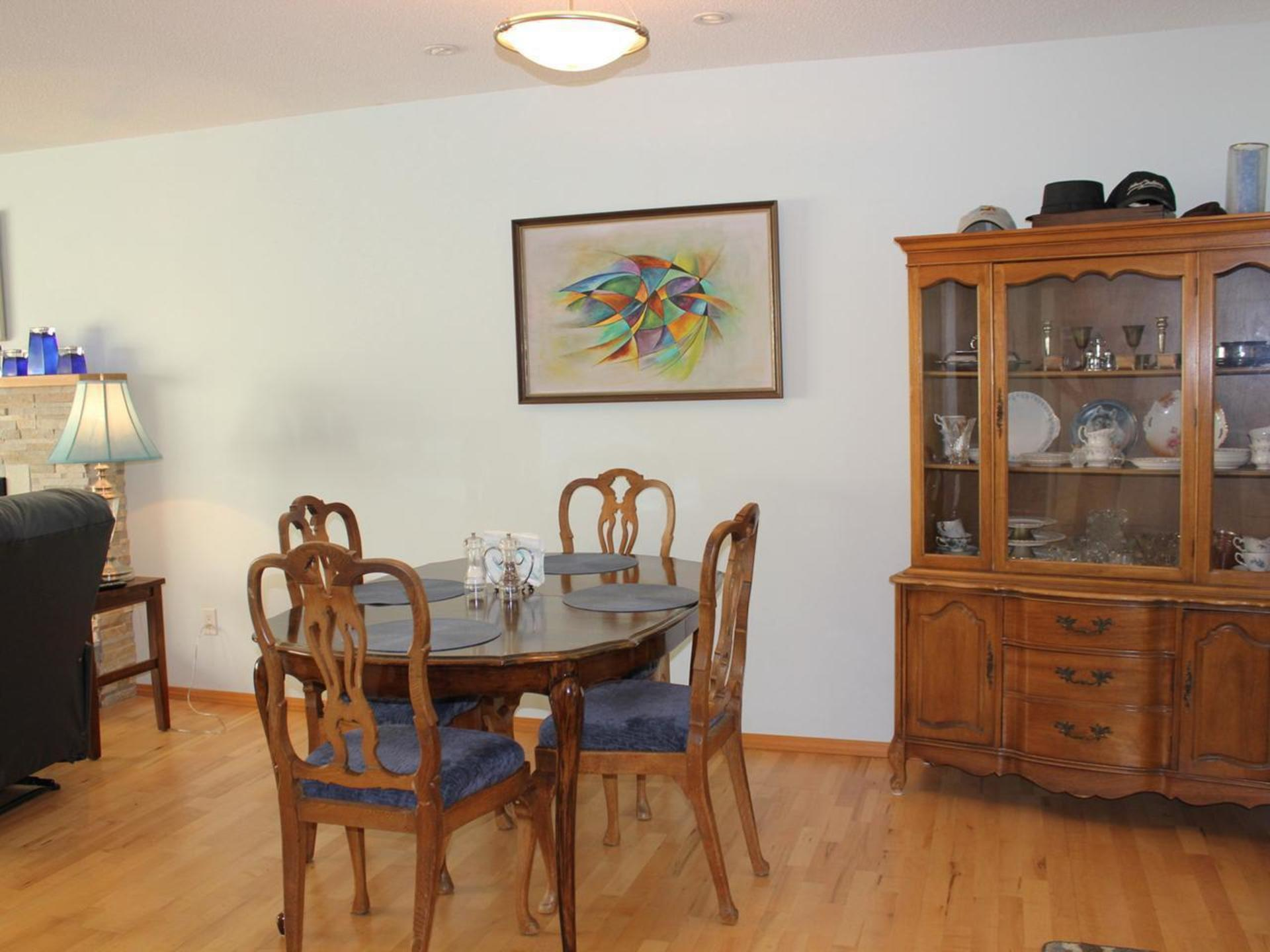Dining Room at 114 Pineview Place, Wiltse/Valleyview, Penticton