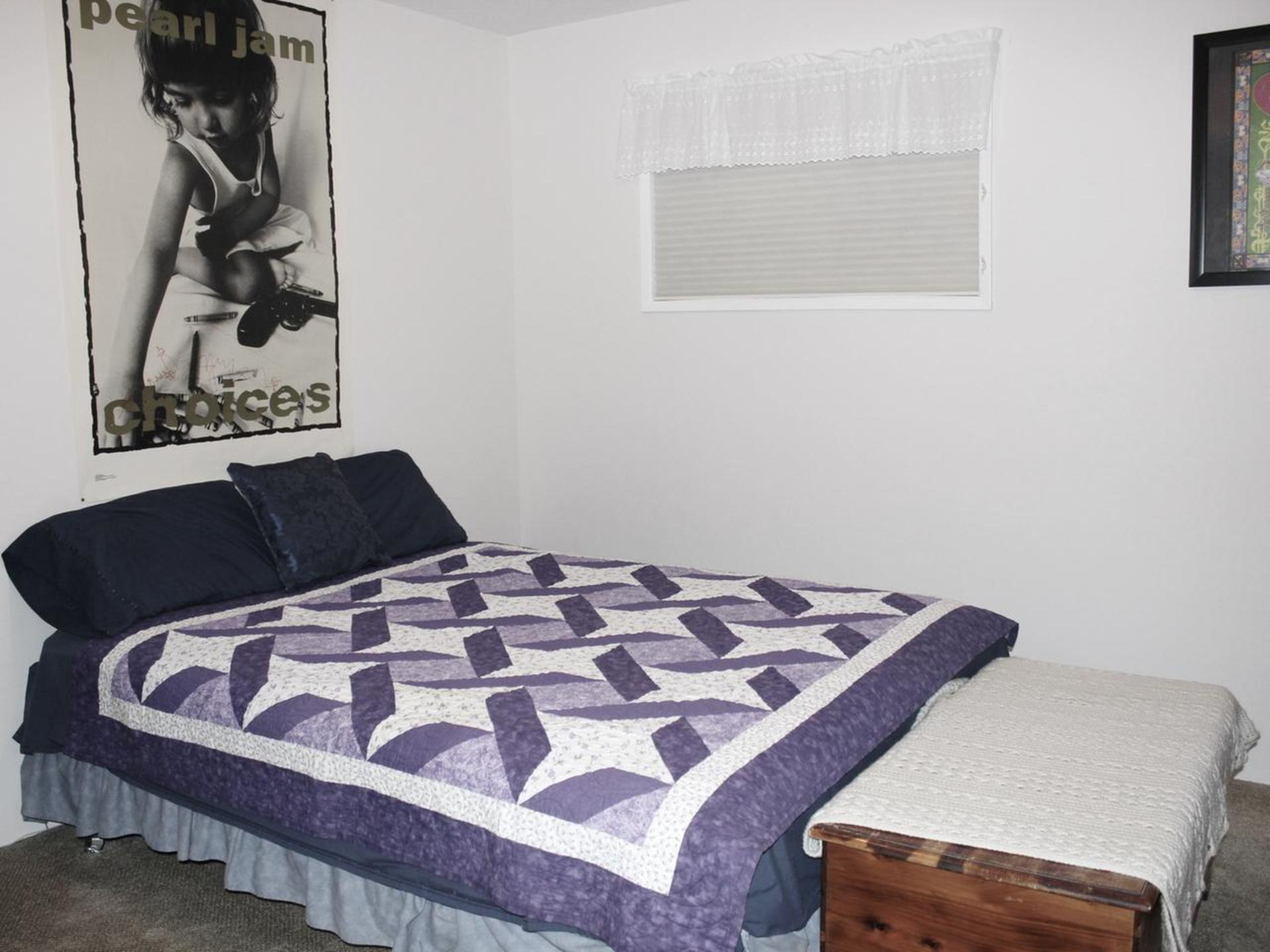 Bedroom at 114 Pineview Place, Wiltse/Valleyview, Penticton