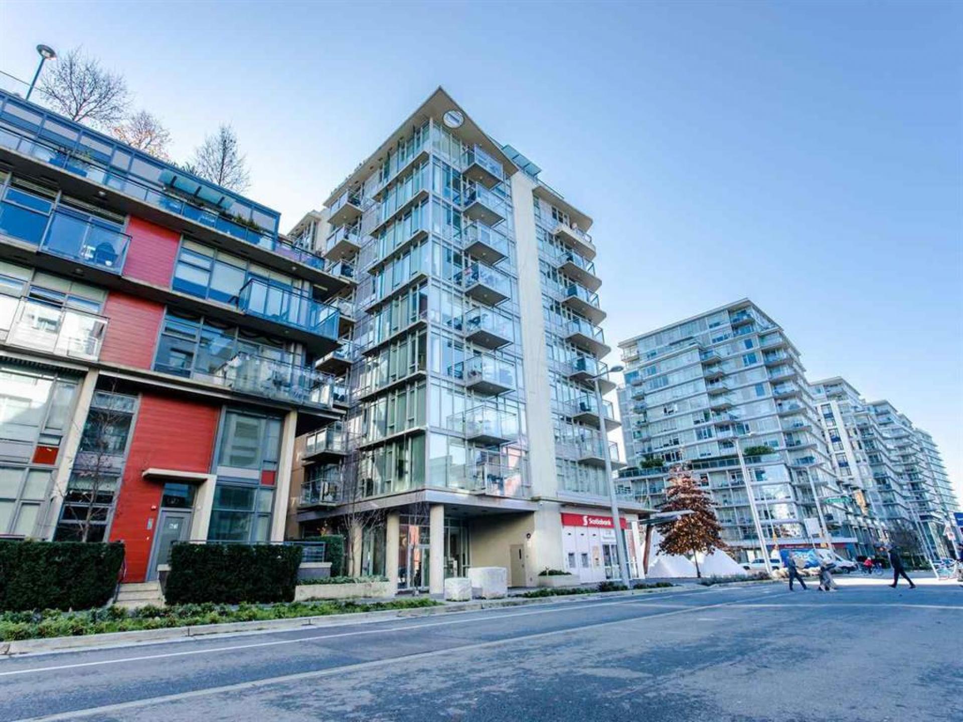 310 - 88 W 1st, False Creek, Vancouver West