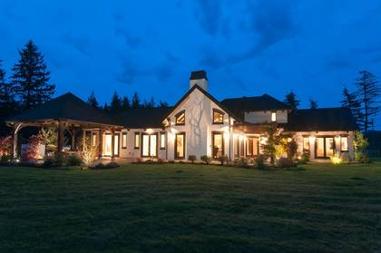Langley Luxury Real Estate at 20885B 0 Avenue, Campbell Valley, Langley