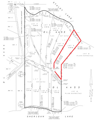 Staley Lake Real Estate at Lot 5 Kingfisher Road, Bridge Lake/Sheridan Lake, Cariboo