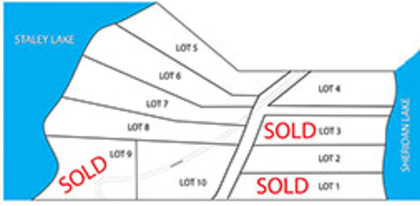 Sheridan Lake Real Estate at Lot 10 Kingfisher Road, Bridge Lake/Sheridan Lake, Cariboo