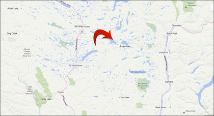 Sheridan Lake Real Estate at Lot 10 Kingfisher Road, Bridge Lake/Sheridan Lake, Cariboo