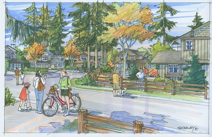 South Surrey Real Estate at Lot 14 Laronde Woods Subdivision Subdivision, Crescent Bch Ocean Pk., South Surrey White Rock