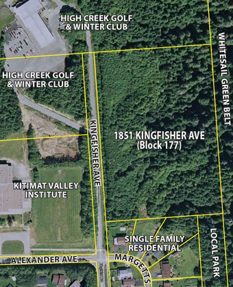 Kitimat Real Estate at  1851 Kingfisher Avenue, Kitimat, North Coast